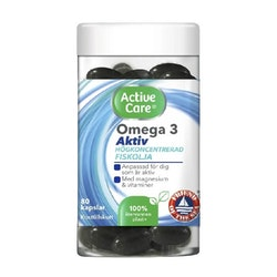 Active Care Omega-3 Active 80 capsules
