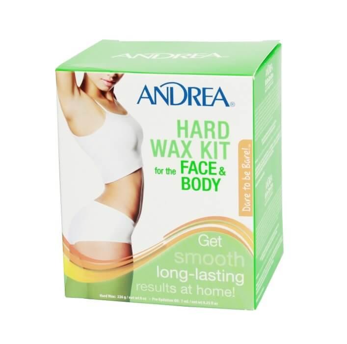 Andrea Hard Wax Kit 226 g