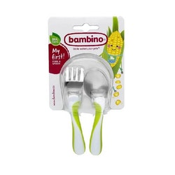 Bambino My first! Spoon & Fork