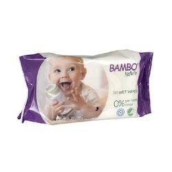 Bambo Nature wet wipes 80 pcs
