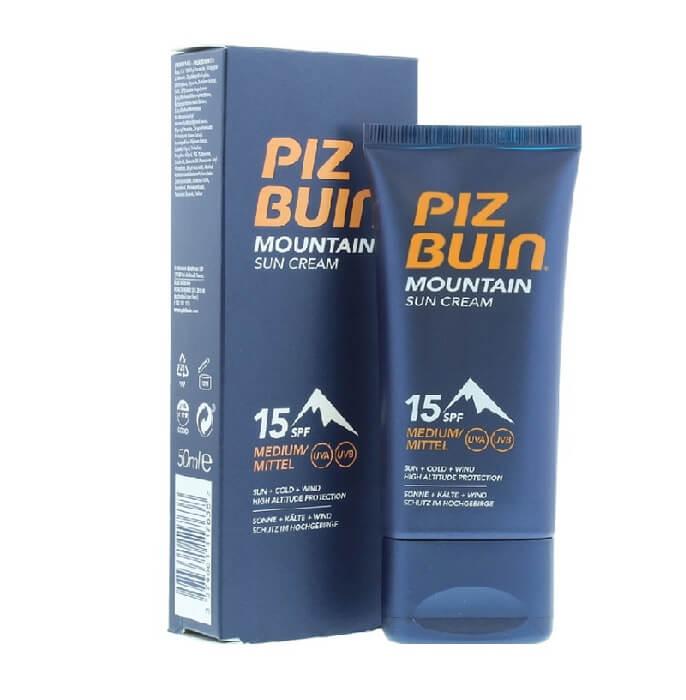 Piz Buin Mountain Cream SPF 15 50 ml