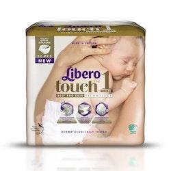 Libero Touch 1 Baby Diaper  (2-5 kg) 22 pcs