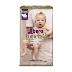 Libero Touch 2 Baby Soft Diaper (3-6 kg) 64 pcs