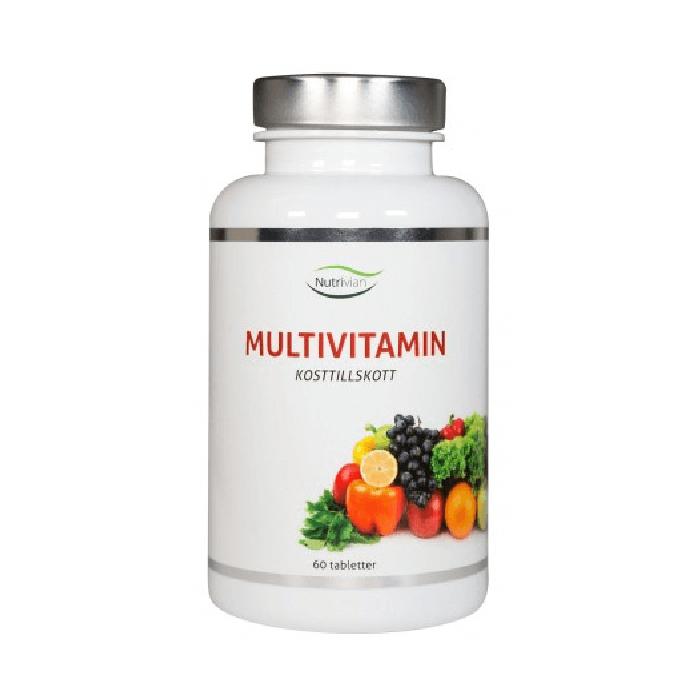 Nutrivian Multivitamin Tablets 60 nos.