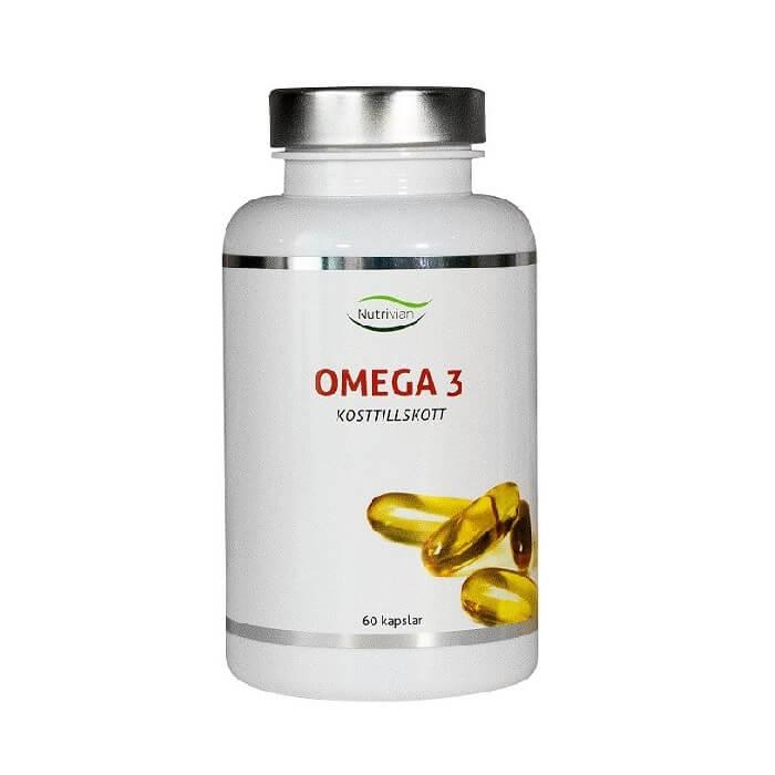 Nutrivian Omega 3 Capsules 60 nos.