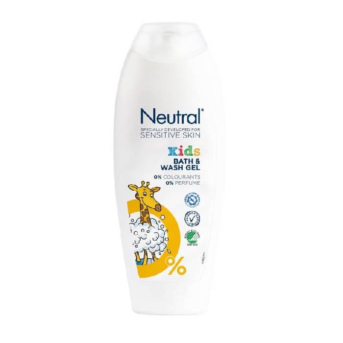 Neutral Kids Bath & Shower 250 ml