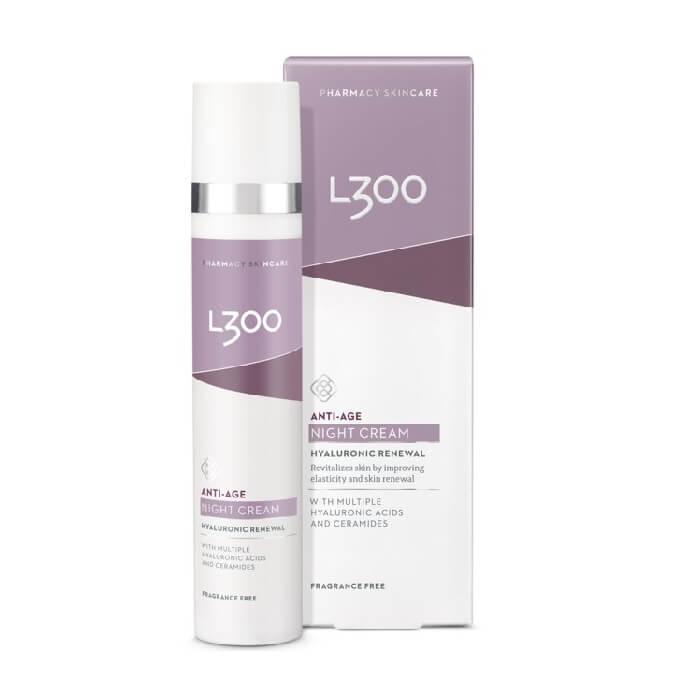 L300 Hyaluronic Renewal Night Cream 50 ml