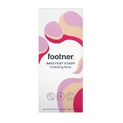 Footner Barefoot Ready Exfoliating Socks 1 Pair