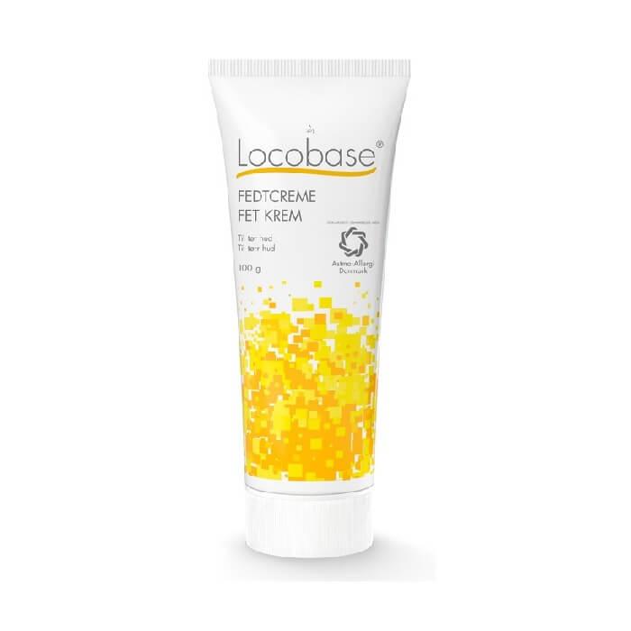 Locobase Fatty Cream for Dry Skin 100 g