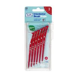 TePe Angled Interdental Brush 0.5 mm 6 pcs