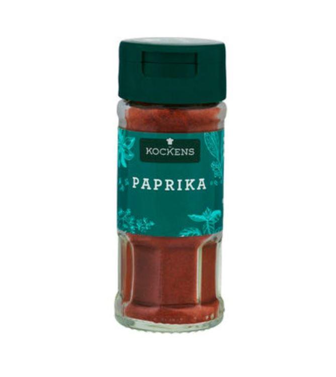 Paprika kockens