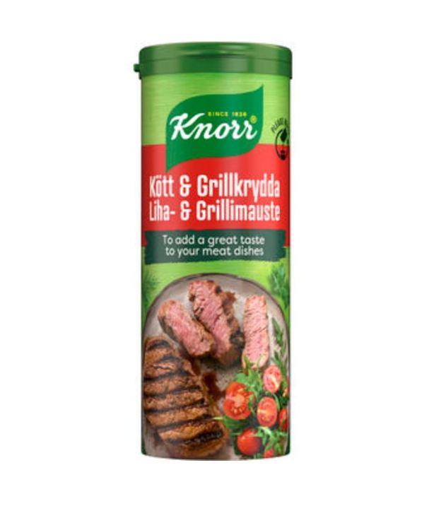 Kött och grillkrydda Knorr