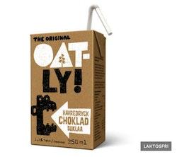 Oatly Havredryck choklad 250ml