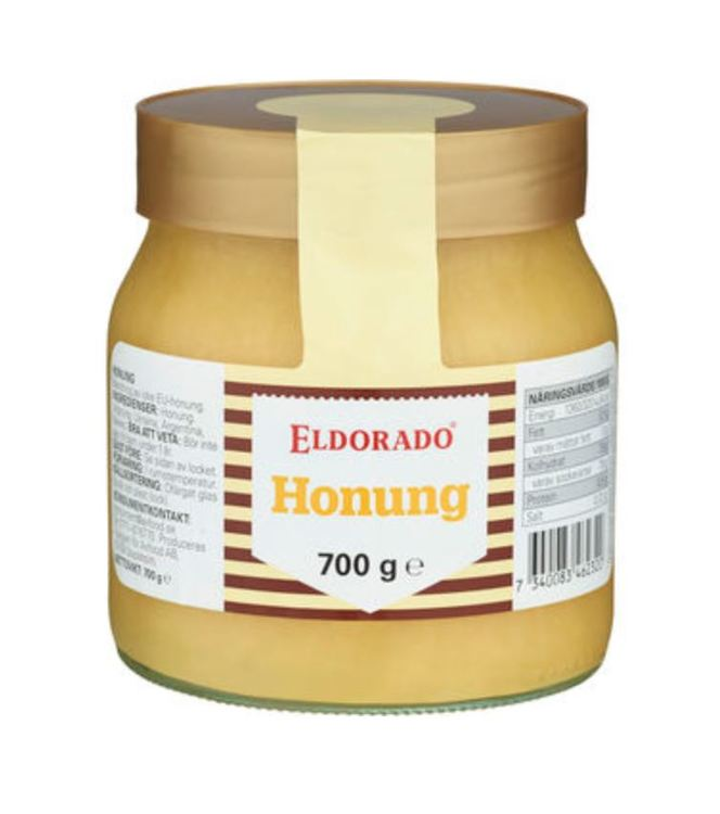 Honung 700g Eldorado
