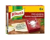 Mörk Oxbuljong Knorr
