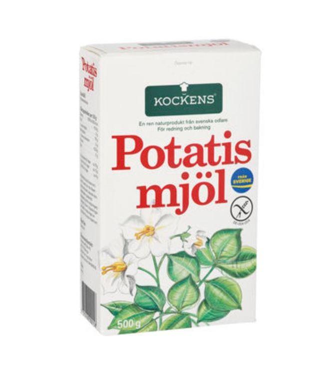 Potatismjöl Lyckeby 500g