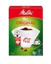 Kaffefilter 102 Vit Melitta 80st