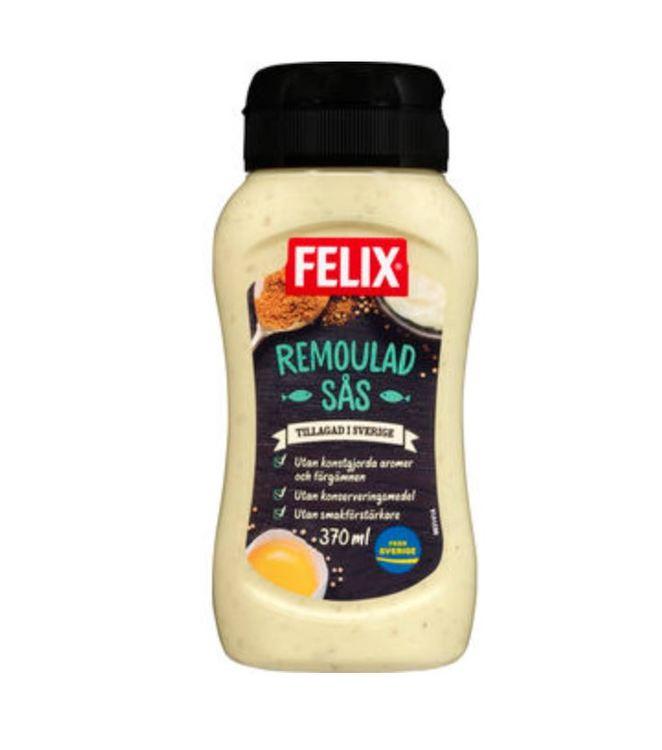 Remouladsås Felix 370ml