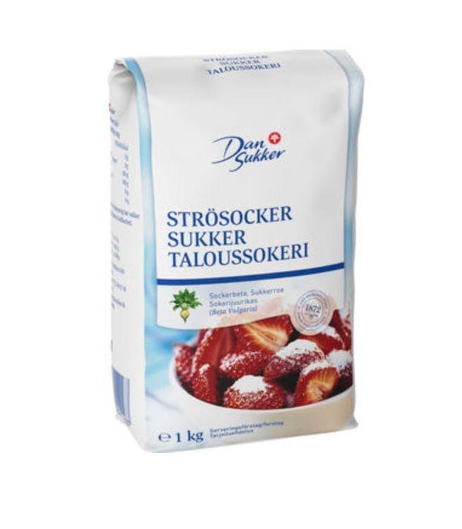 Strösocker 1kg