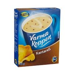 Varma Koppen Kantarell
