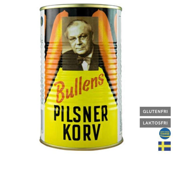Pilsnerkorv Bullens