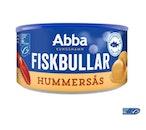 Fiskbullar i Hummersås Abba