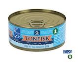 Tonfisk i Vatten