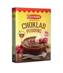 Chokladpudding Ekströms