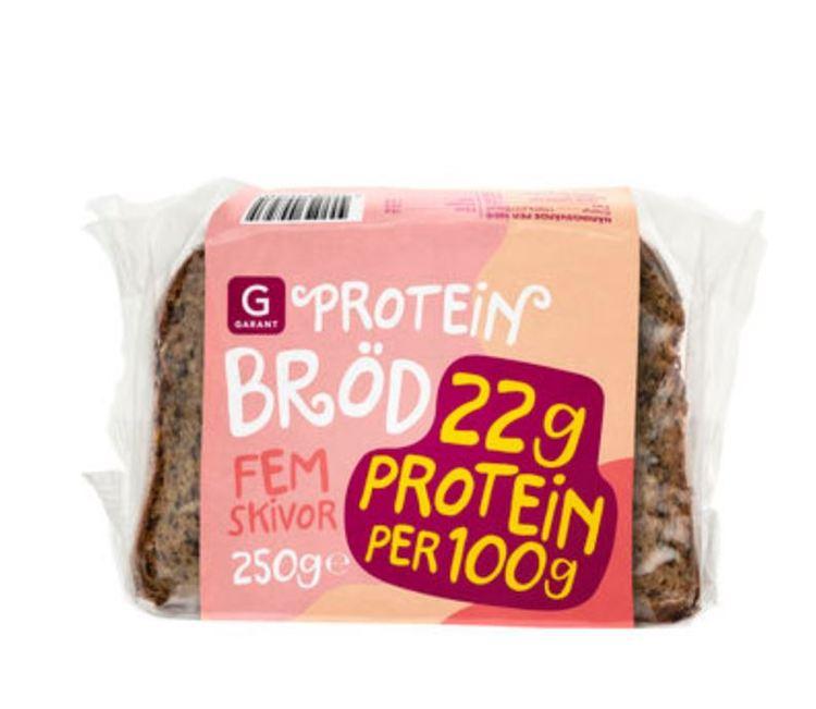 Proteinbröd Garant 250g