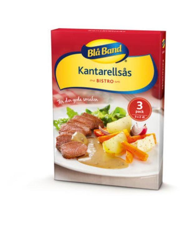 Kantarellsås Bistro Blå Band 3p