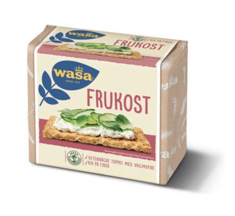 Frukost Knäcke Wasa 240g