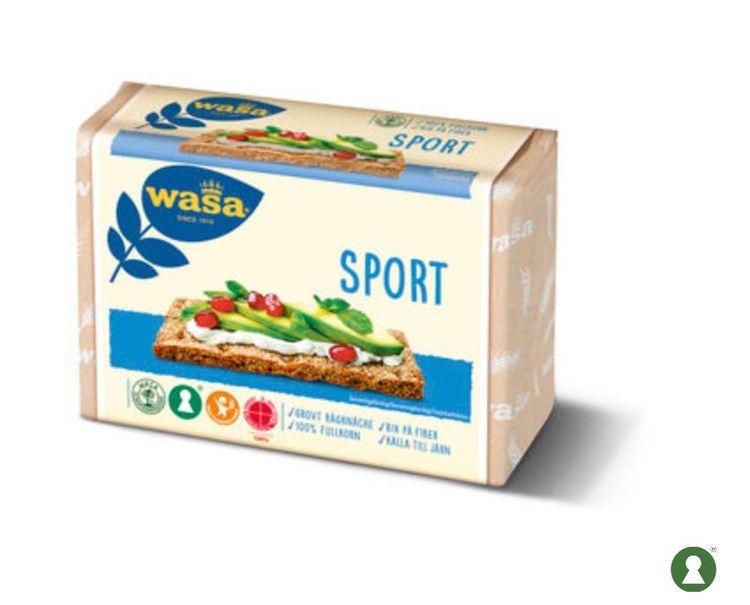 Knäckebröd Sport Wasa 275g