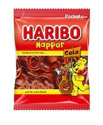 Nappar Cola Haribo 80g
