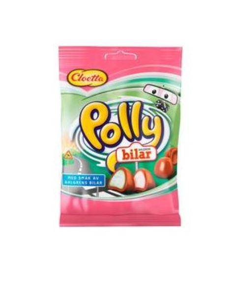 Polly Ahlgrens Bilar 100g
