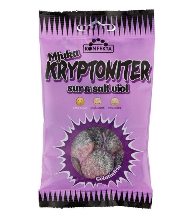 Kryptoniter Mjuka Viol