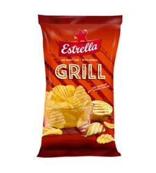 Chips Grill Estrella 175g