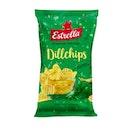 Chips Dill Estrella 175g