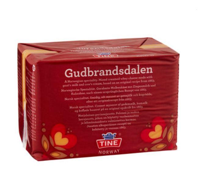 Mesost 29% Gudbrandsdalen 500g