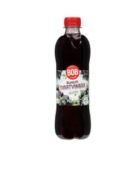 Svart Vinbär Blandsaft Bob 50cl