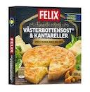 Ostpaj Västerbottensost & Kantareller Fryst