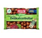 Vegetariska Delikatessbullar Felix Fryst