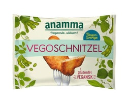 Vegoschnitzel Fryst Anamma 300g