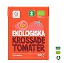 Tomater Krossade Ekologiska 390g