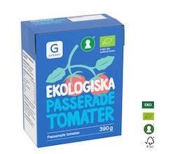 Passerade Tomater Ekologiska 390g