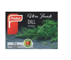 Dill Fryst 35g