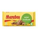 Marabou mintkrokant 200g