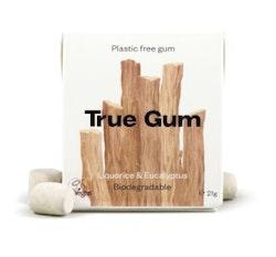 True Gum Lakrits och Eukalyptus