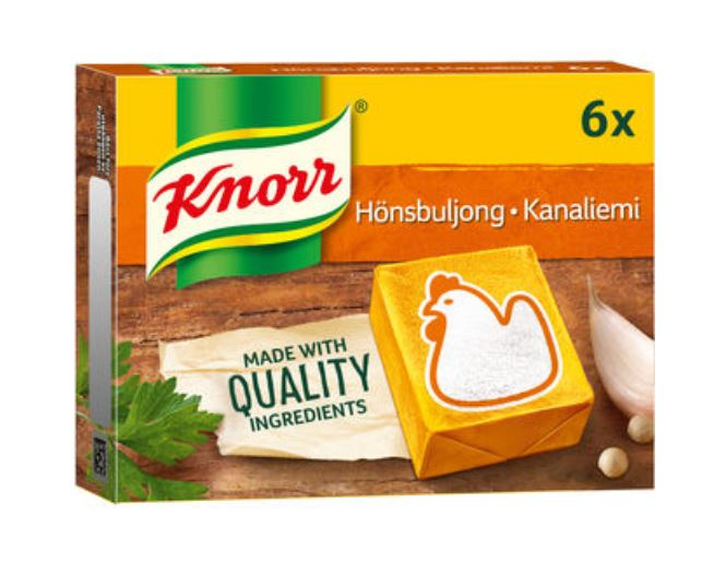 Hönsbuljong Knorr