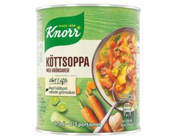 Köttsoppa Kött & Grönsaker Knorr 340g