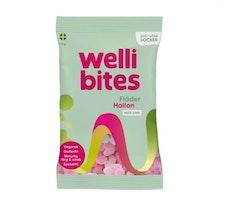 Wellibites Fläder/hallon Sockerfri Vegan 70g